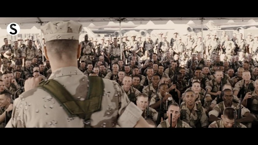Jarhead Briefing