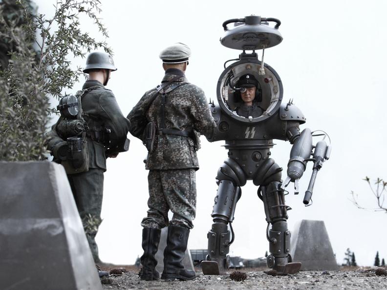 nazi-mech-suit