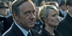 house of cards fourth wall