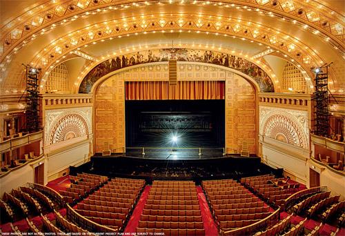 proscenium theater